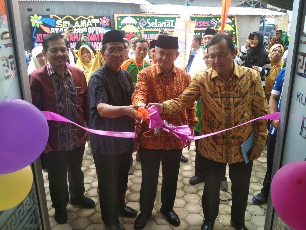LAMPUNG POST | Beroperasi, Klinik BiMU Medika Muhammadiyah Beri Layanan Kesehatan Masyarakat