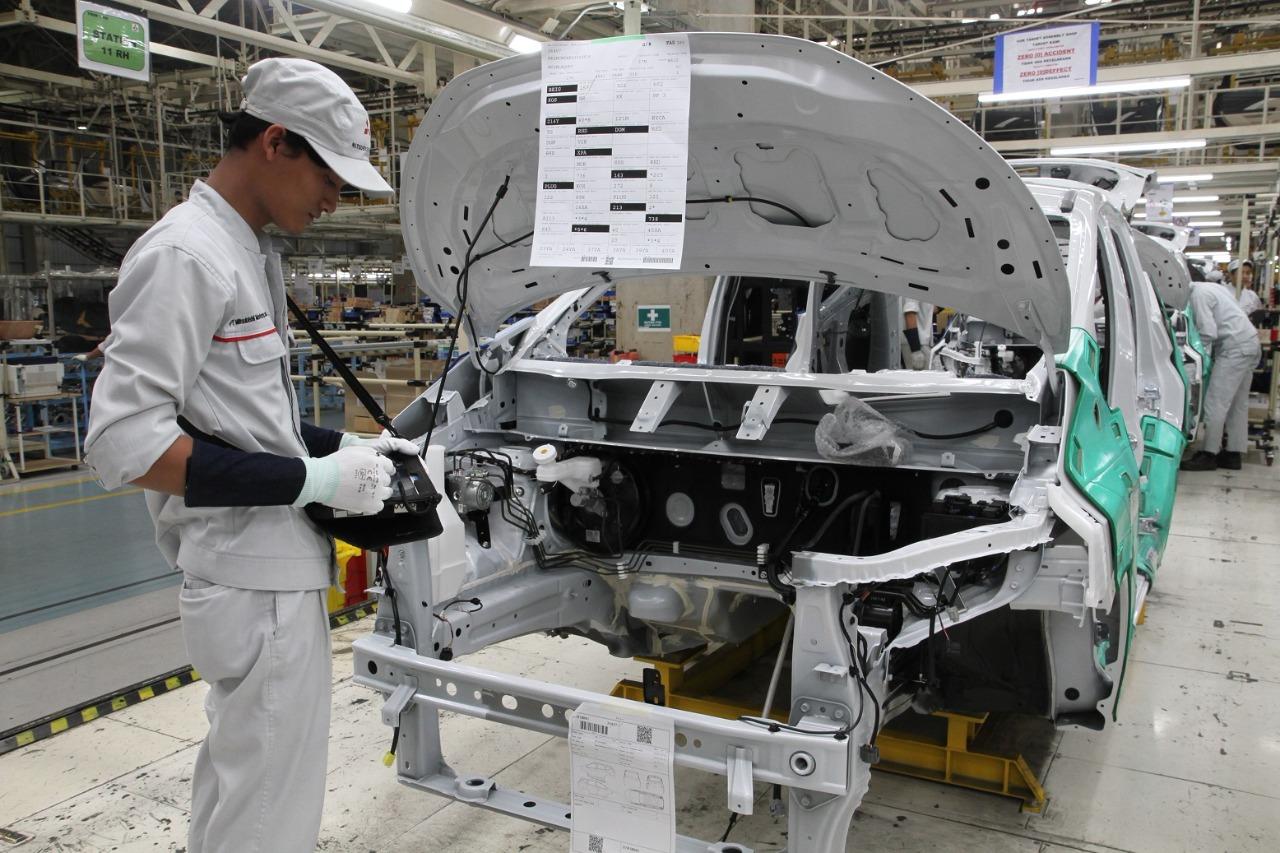 LAMPUNG POST | Xpander Buat Penjualan Mitsubishi Naik 48 persen di 2017
