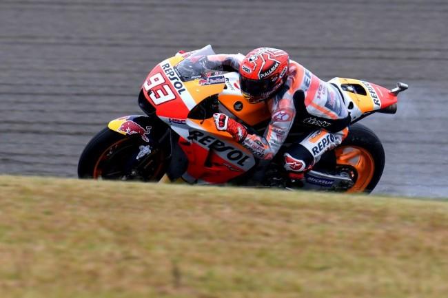 LAMPUNG POST | Marquez Kuasai FP3 di Sirkuit Motegi