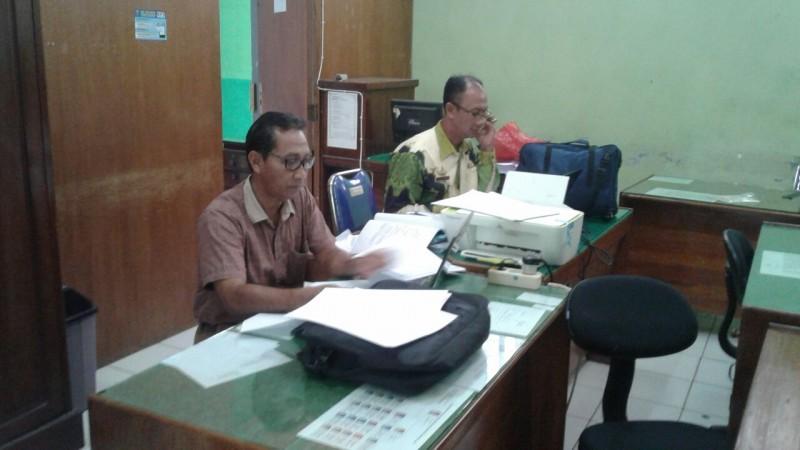Balitbangda Lampung Survey Kawasan Lada Kopi Lampura