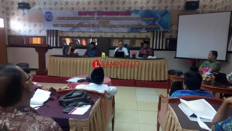 BAN Siap Akreditasi 1.900 Sekolah/Madrasah