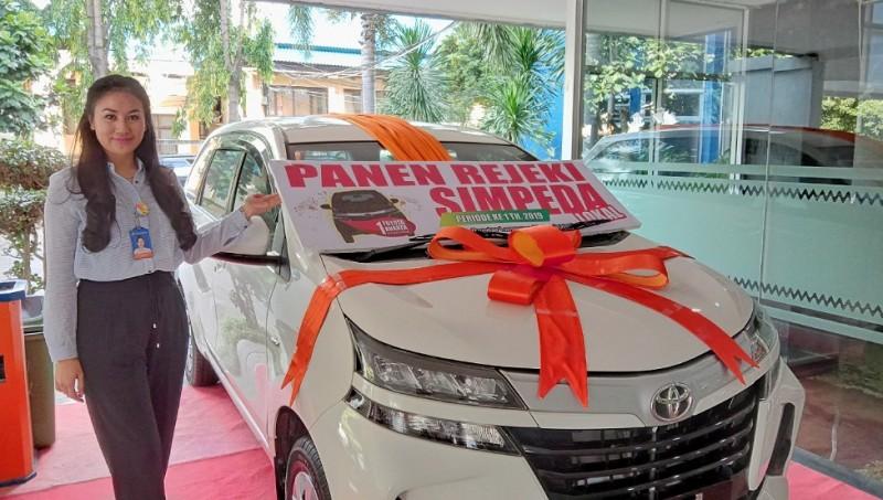Bank Lampung Bersiap Undi 1 Avanza