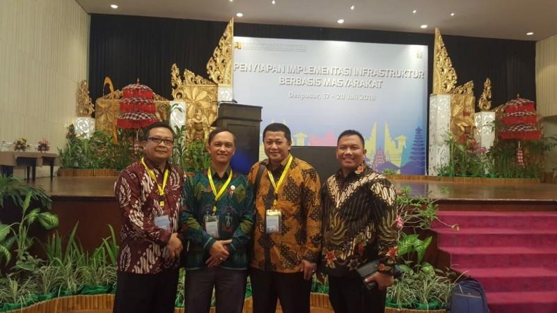 Bappeda Dukung Program Infrstruktur Berbasis Masyarakat Milik Pusat