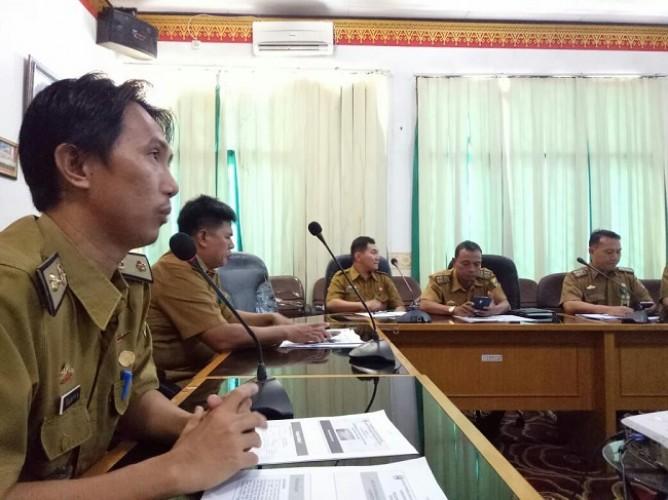 Bappeda Tanggamus Lakukan Kajian Perencanaan Pembangunan Tingkat Kecamatan
