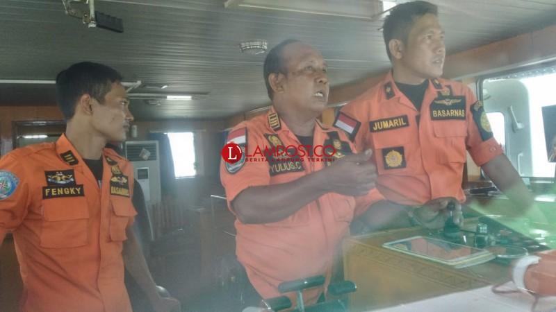 Basarnas Lampung Siaga Sampai H+8 Lebaran