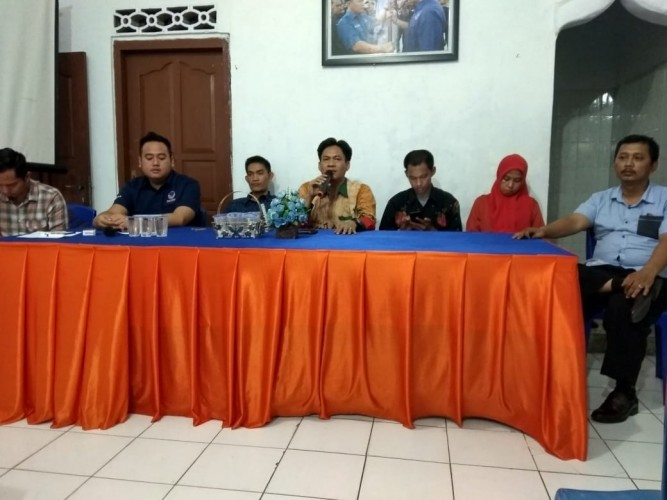 Bawaslu Bandar Lampung Roadshow Kunjungi Partai Politik