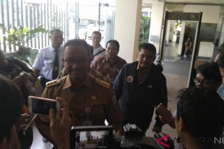 Bawaslu Bogor Nyatakan Pose Dua Jari Anies Tidak Langgar Kampanye