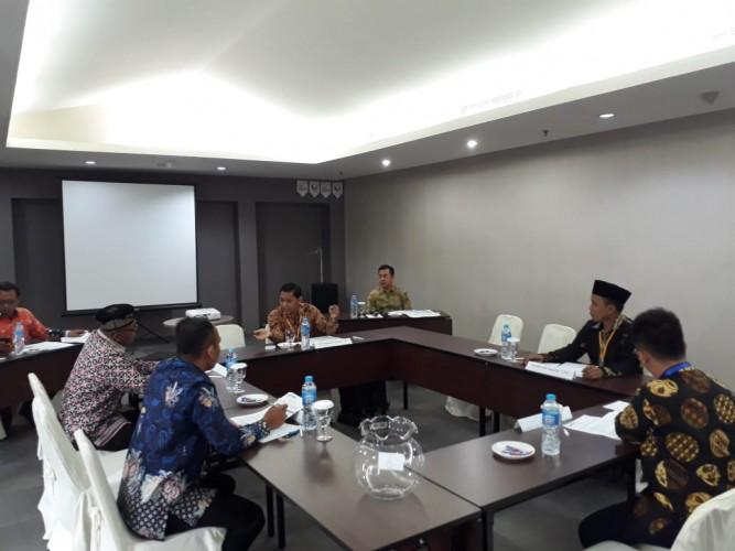 Bawaslu Lampung Kupas Kualitas Calon Bawaslu Kabupaten/Kota