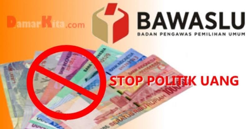 Bawaslu Lamsel dan Gakkumdu Usut Dugaan Politik Uang di Jatiagung