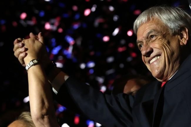 LAMPUNG POST | Miliarder Pinera Memenangi Pilpres Chile