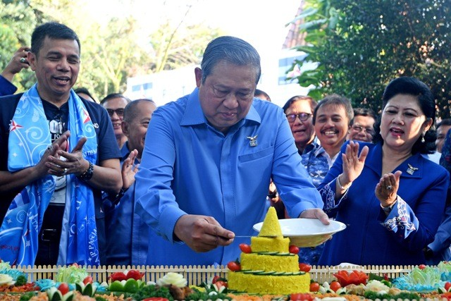 LAMPUNG POST | SBY Instruksikan Kader Demokrat Jangan Asal Kritik