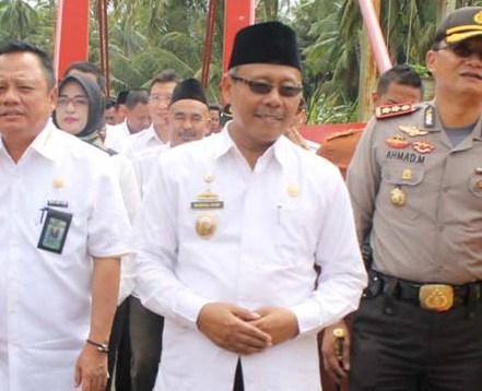 Pengisian Penjabat Bupati Tanggamus Kewenangan Provinsi