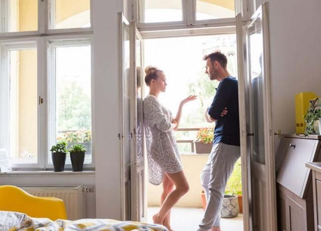 LAMPUNG POST | Ini 3 Cara Mencairkan Suasana Usai Bertengkar dengan Pasangan