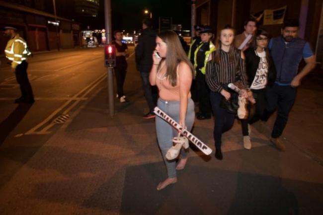 LAMPUNG POST   KBRI London Pantau WNI Terkait Ledakan di Manchester