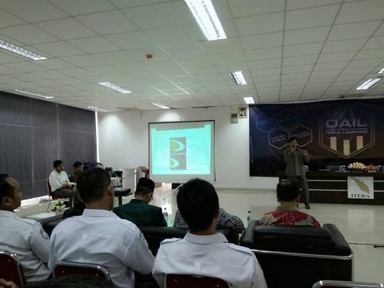 LAMPUNG POST | Itera Gelar Seminar Pengamatan Hilal