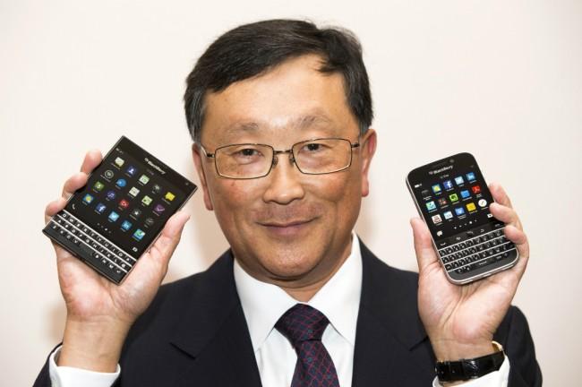 Proses Transformasi BlackBerry Rampung