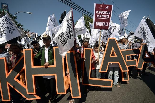 LAMPUNG POST | Pembubaran Organisasi Radikal Sebagai Condito Sin Quanon