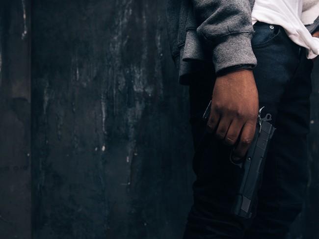 Pria Bersenjata Tembaki Balai Desa di Pati
