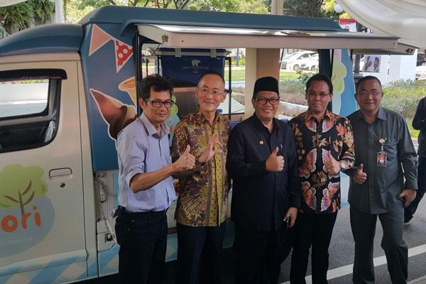 LAMPUNG POST | 110 Gran Max Moko Siap Ramaikan Festival Bisnis di Bandung