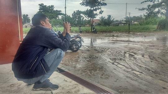 LAMPUNG POST | Hujan Guyur Tuba Selama 4 Jam