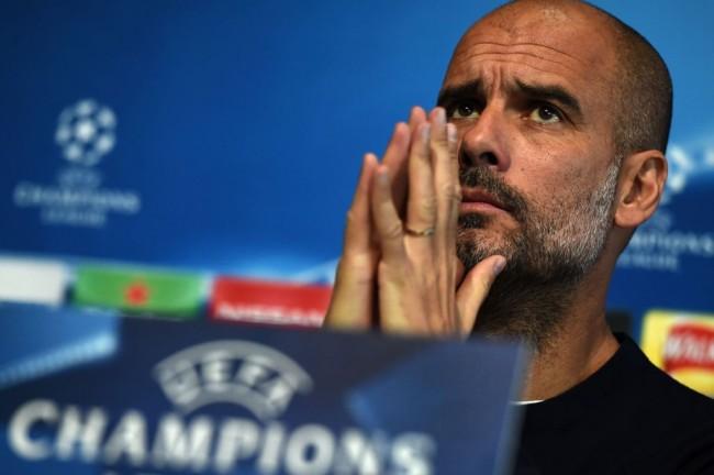 Guardiola akan Instruksikan Aguero Cs Menyerang selama 90 Menit