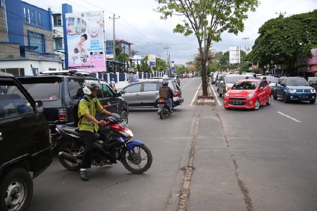 Ini 12 Trouble Spot dan Solusi yang Diklaim Bisa Atasi Macet di Bandar Lampung