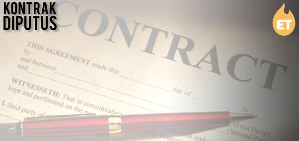 LAMPUNG POST | Diputus Kontrak, Alay Siap Kembalikan Uang Pedagang