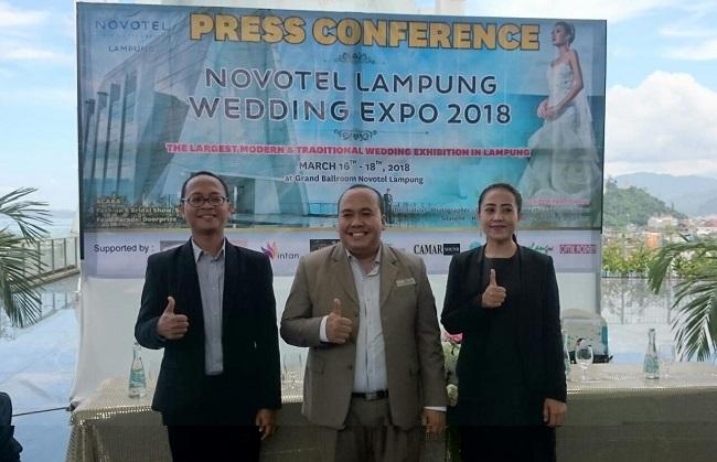 LAMPUNG POST | Novotel Wedding Expo 2019 Akan Digelar Awal Tahun