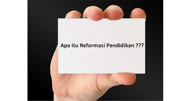 Reformasi Pendidikan Tinggi ala Jokowi