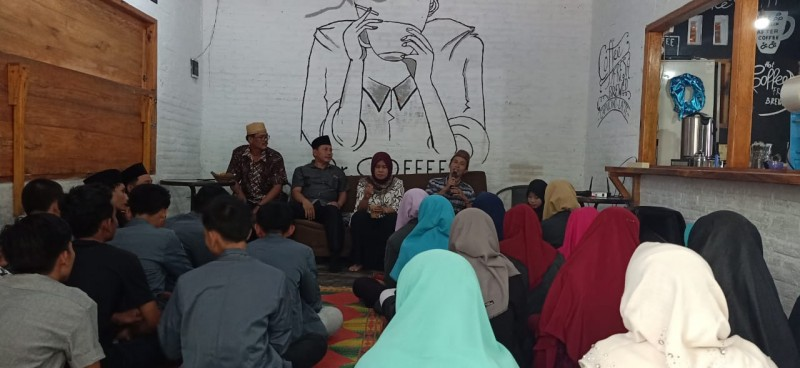 Bedah Buku Gus Dur, Tingkatkan Nalar Intelektual