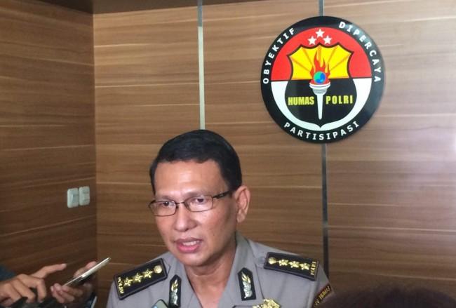 LAMPUNG POST | Polisi Dalami Keterlibatan Ilham dengan Bom Thamrin
