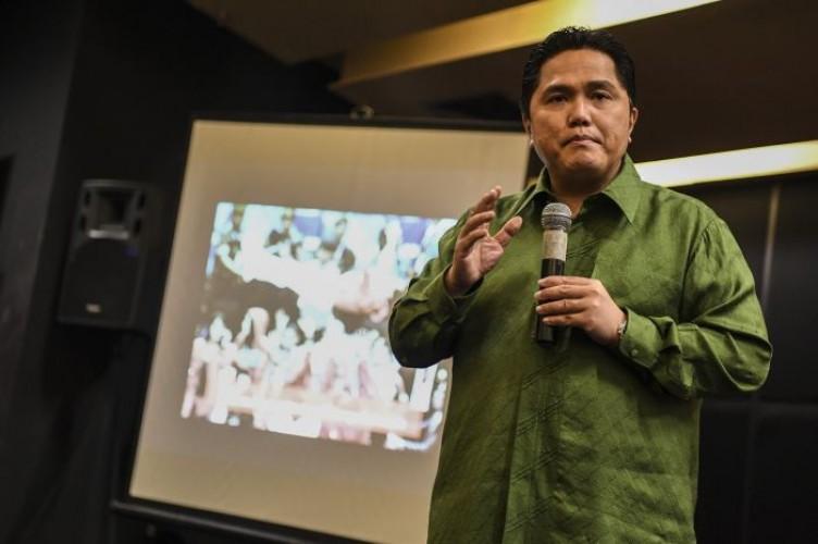 Benarkah Jokowi Panik? Ini Penjelasan Lengkap Erick Thohir