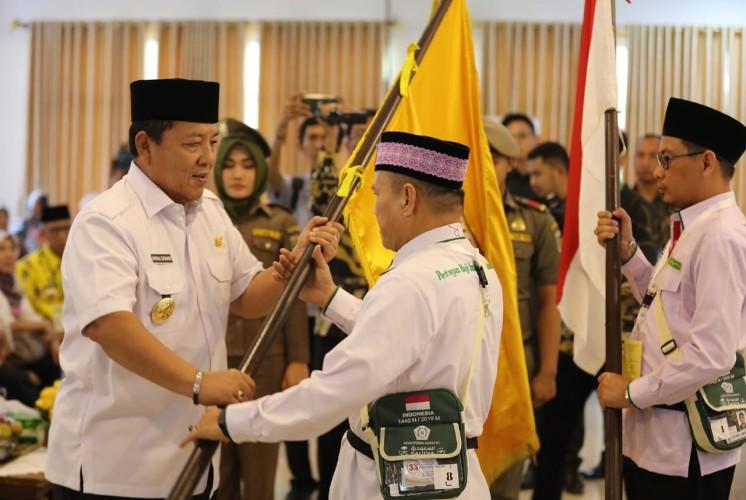 Besok, Jemaah Haji Kloter Pertama LampungTiba di Tanah Air