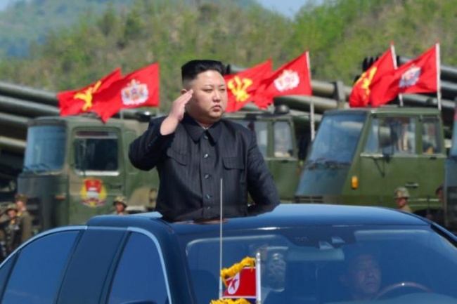 LAMPUNG POST | Kim Jong-un Peringatkan AS agar 'Tak Sombong'