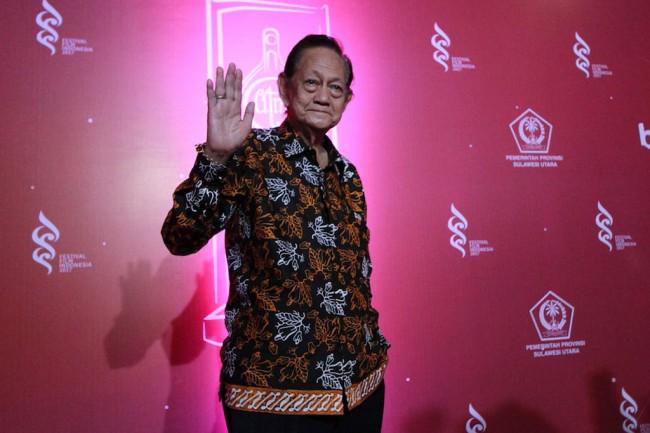 Aktor Kawakan Deddy Sutomo Meninggal Dunia