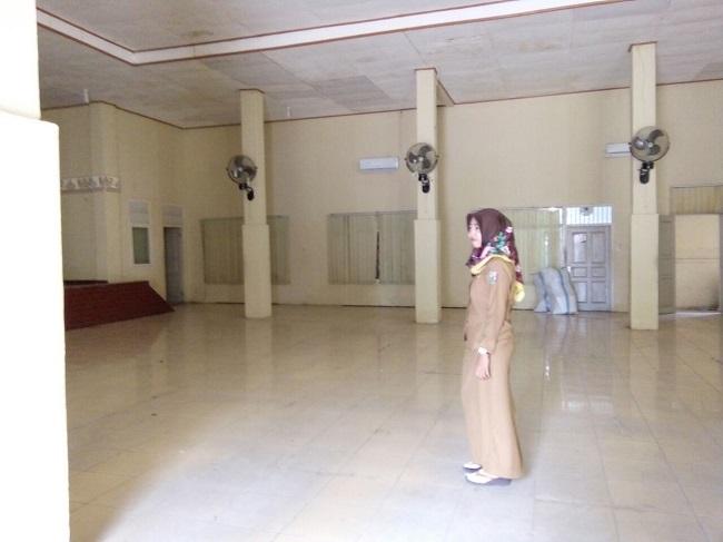 DPRD Pringsewu akan Tempati Gedung Baru