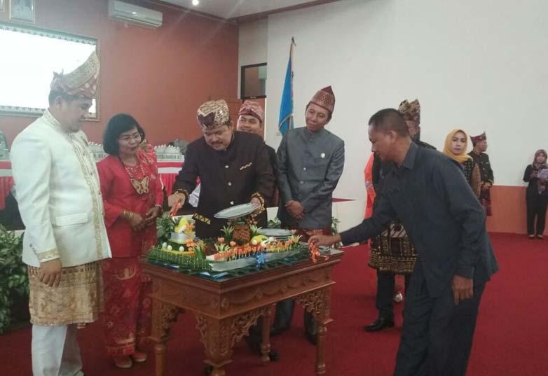 Dendi Ajak Seluruh Komponen Masyarakat Bangun Lampung