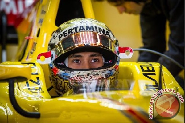 LAMPUNG POST | Sean Gelael Raih Poin Perdana F2 Austria