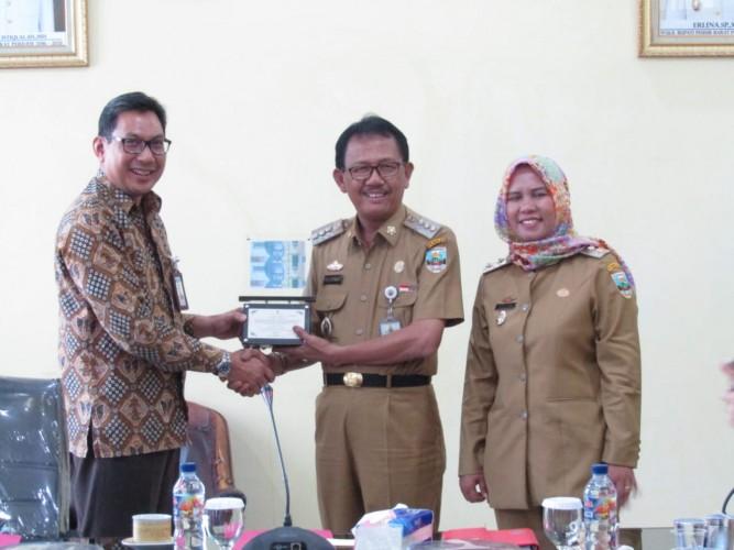 BI Perwakilan Lampung Kunjungi Pesisir Barat