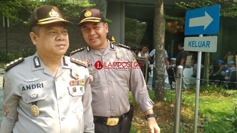 Bidkum Polda Lampung Siap Sosialisasikan UU Terorisme
