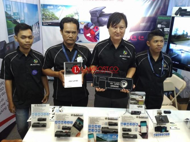 Blackvue Hadirkan Kamera 4K Untuk Mobil