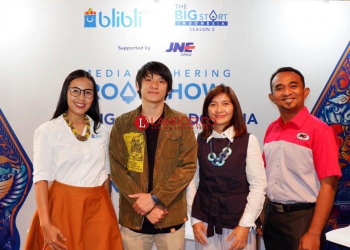 Blibli Gelar  The Big Start Indonesia (TBS) Season 3