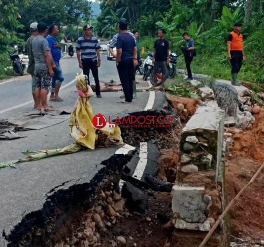 BPBD Inventarisir Kerugian Akibat Banjir Bandang
