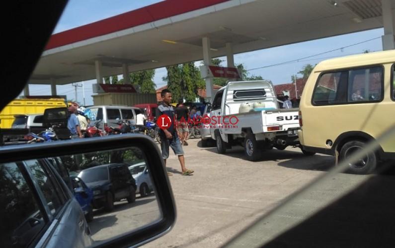 BPH Migas Pastikan Penyaluran Premium ke SPBU selama Lebaran