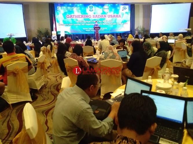 BPJS Gelar Gathering Badan Usaha