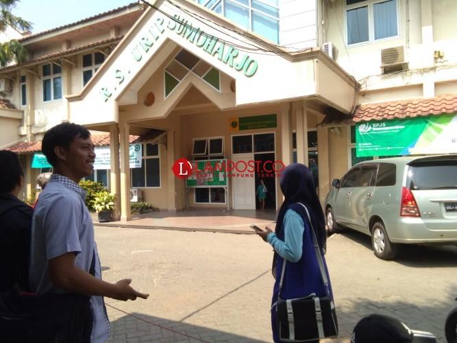 BPJS Kesehatan Jatuhkan Sanksi SP1 ke RS Urip Sumoharjo