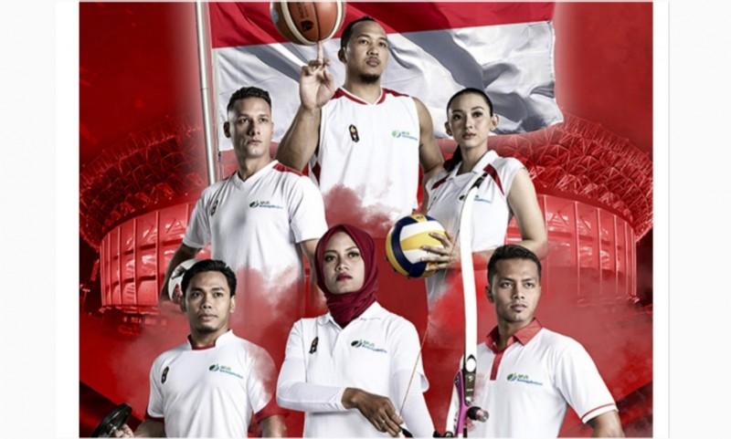 BPJS Ketenagakerjaan Apresiasi Prestasi Atlet Tim Indonesia dalam Asian Games