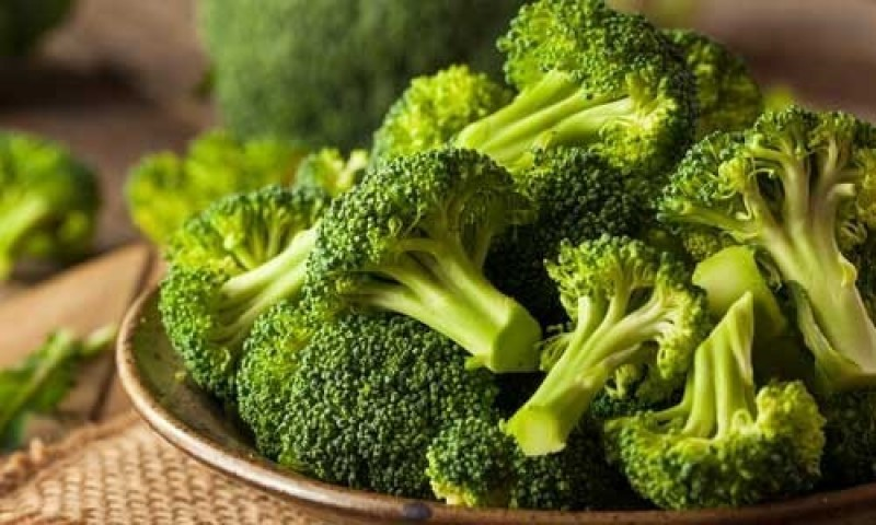Brokoli Cegah Kanker