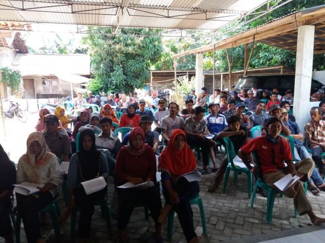 BSPN PDI Perjuangan Tanggamus Gelar Pelatihan Saksi