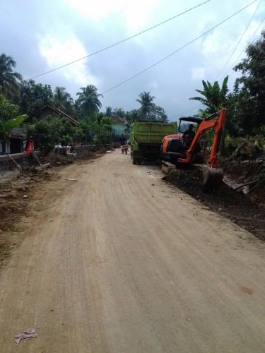 Bukti Kerja Ridho, Jalan Padangcermin-Kedondong Siap Mantap 100 Persen